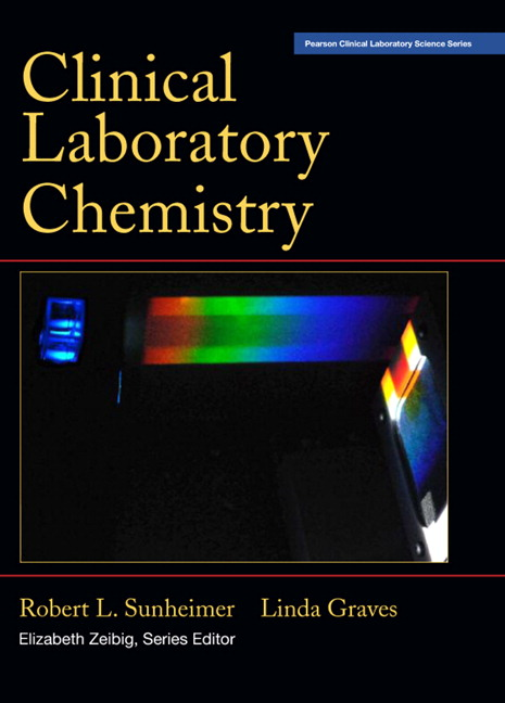 Buy: Test Bank for Clinical Laboratory Chemistry By Sunheimer