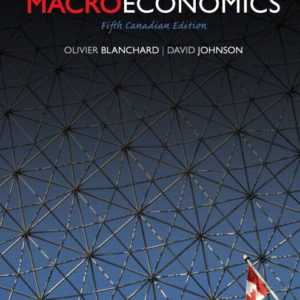 Test Bank for Macroeconomics 5th Canadian Edition Blanchard