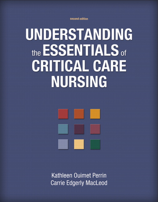 Buy: Test Bank for Understanding the Essentials of Critical Care Nursing 2e Perrin