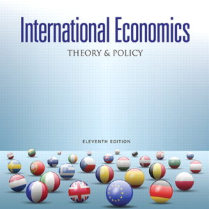 Buy: Test Bank for International Economics: Theory and Policy 11e Krugman