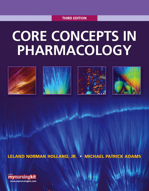 Buy: Test Bank for Core Concepts in Pharmacology 3e Holland
