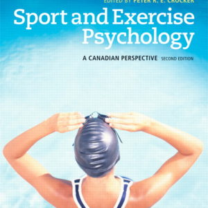 Buy: Test Bank for Sport and Exercise Psychology: A Canadian Perspective