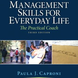 Solution Manual for Management Skills for Everyday Life