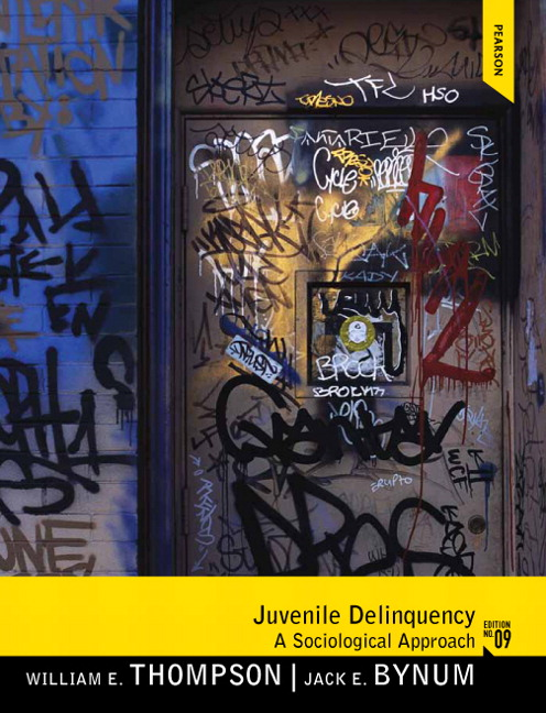 Buy: Test Bank for Juvenile Delinquency 9e Thompson