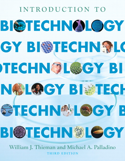 Buy: Test Bank for Introduction to Biotechnology 3e Thieman