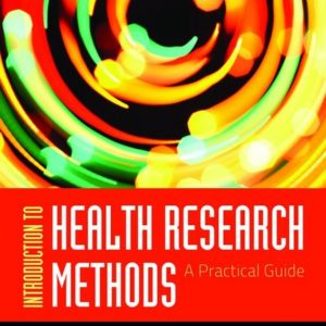 Test Bank forIntroduction to Health Research Methods, A Practical Guide 1/e Jacobsen