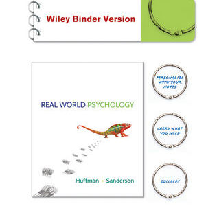 Buy: Test Bank for Real World Psychology 1/e Huffman