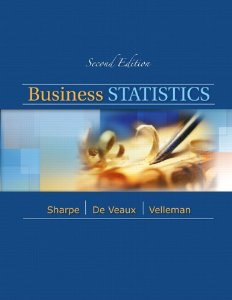 Buy: Test Bank for Business Statistics A First Course