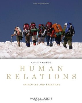 Buy: Test Bank for Human Relations Principles and Practices