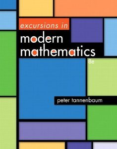 Buy: Test Bank for Excursions in Modern Mathematics