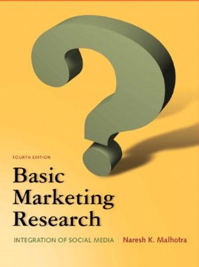 Buy: Test Bank for Basic Marketing Research