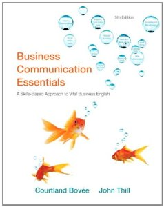 Buy: Test Bank for Business Communication Essentials