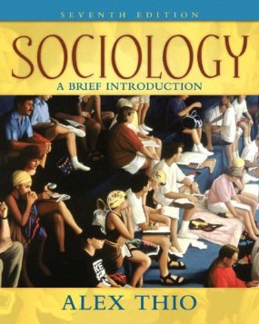 Buy: Test Bank for Sociology A Brief Introduction