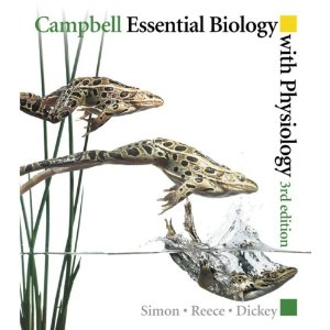 Buy: Test Bank for Campbell Essential Biology with Physiology