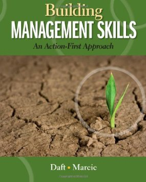 Buy: Test Bank for Building Management Skills An Action First Approach 1/e Daft