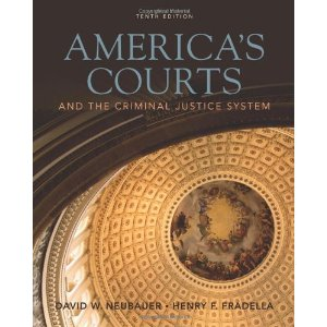 Buy: Test Bank for Americas Courts and the Criminal Justice System