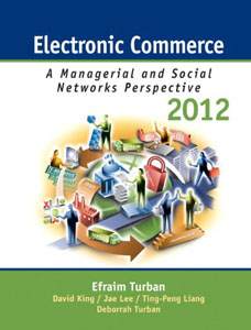 Buy: Test Bank for Electronic Commerce 2012: Managerial and Social Networks Perspectives