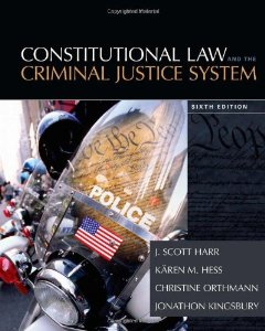 Buy: Test Bank for Constitutional Law and the Criminal Justice System