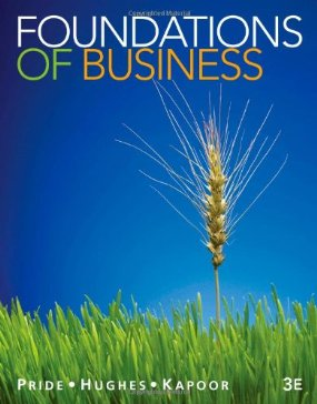 Buy: Test Bankfor Foundations of Business
