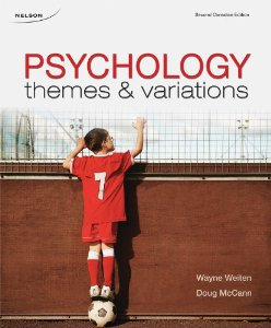 Buy: Test Bank for CDN ED Psychology Themes and Variations