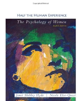 Buy: Test Bank for Half the Human Experience The Psychology of Women