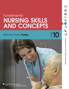 Buy: Test Bank for Fundamental Nursing Skills and Concepts