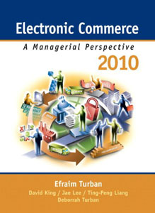 Buy: Test Bank for Electronic Commerce 2010: A Managerial Perspective