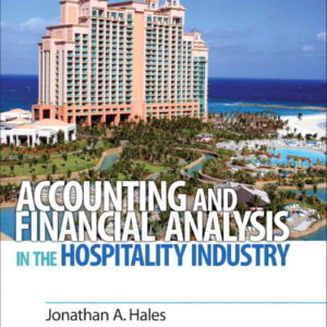 Buy: Test Bank for Accounting and Financial Analysis in the Hospitality Industry 1e Hales