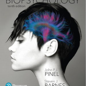 Test Bank for Biopsychology 10th Edition Pinel