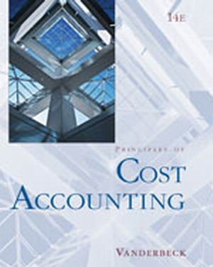 Buy: Test Bank for Principles of Cost Accounting