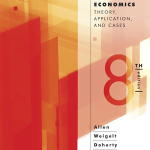 Solution Manual forManagerial Economics Theory