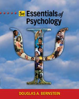 Buy: Test Bank for Essentials of Psychology