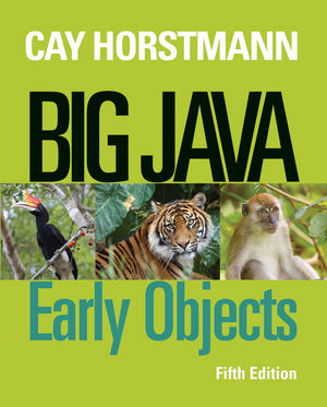 Buy: Test Bank (Download Only) for Big Java: Early Objects