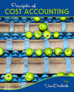 Test Bank for Principles of Cost Accounting, 16th Edition, Edward J. Vanderbeck, ISBN-10: 113390341X, ISBN-13: 9781133903413, ISBN-10: 1133187862, ISBN-13: 9781133187868