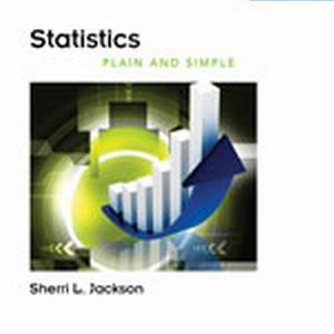 Buy: Test Bank for Statistics Plain and Simple 3/e Jackson