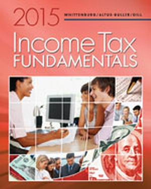 Buy: Test Bank for Income Tax Fundamentals 2015