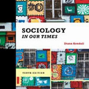 Buy: Test Bank for Sociology in Our Times