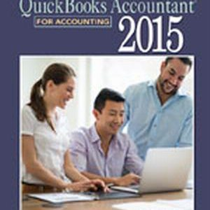 Solution Manual for Using QuickBooks® Accountant 2015 for Accounting