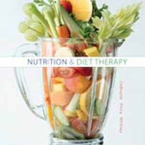 Solution Manual forNutrition and Diet Therapy