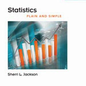 Buy: Test Bank for Statistics Plain and Simple 4/e Jackson