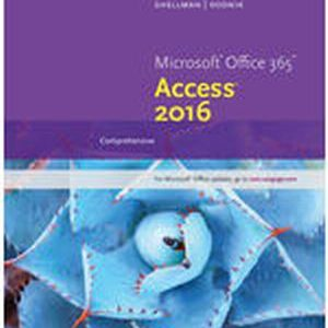 Buy: Solution Manual for New Perspectives Microsoft® Office 365 & Access 2016: Comprehensive 1e Shellman
