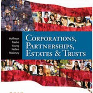Solution Manual forSouth-Western Federal Taxation 2018: Corporations