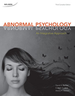 Test Bank for Abnormal Psychology An Integrative Approach, 3rd Canadian Edition, Barlow, ISBN-10: 017650219X, ISBN-13: 9780176502195