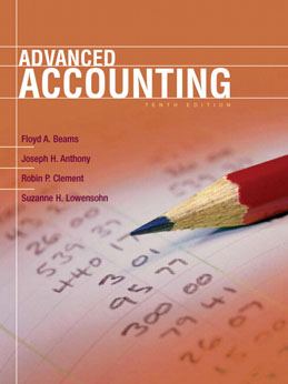 Test Bank for Advanced Accounting, 10th Edition, Beams, ISBN-10: 0136033970, ISBN-13: 9780136033974