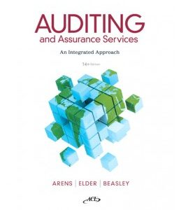 Buy: Test Bank for Auditing and Assurance Services