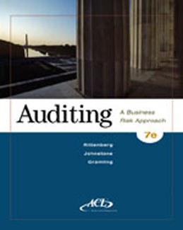 Buy: Test Bank for Auditing A Business Risk Approach