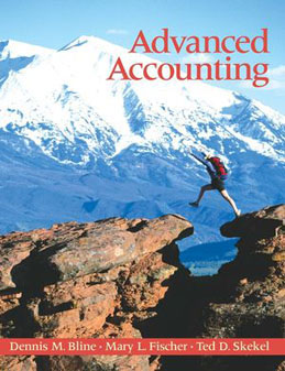 Test Bank for Advanced Accounting, 1st Edition, Bline, ISBN-10: 0471327751, ISBN-13: 9780471327752
