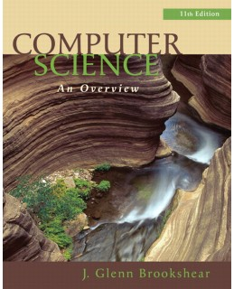 Buy: Test Bank for Computer Science 11/e Brookshear