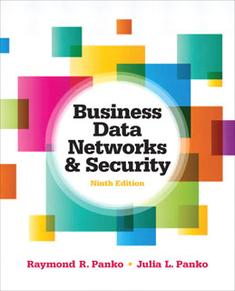 Buy: Test Bank for Business Data Networks and Security