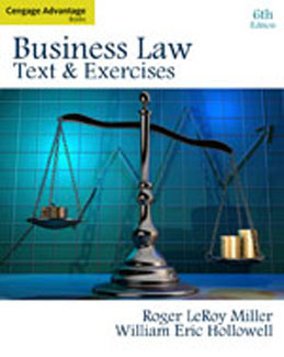 Buy: Test Bank for Business Law Text and Exercises